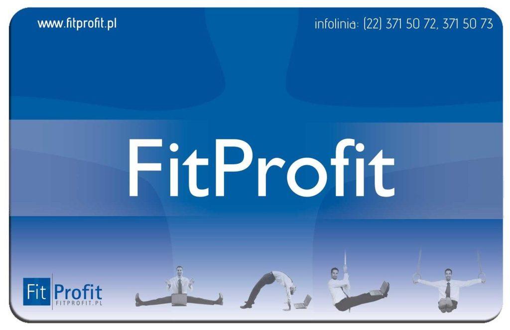 karta FitProfit