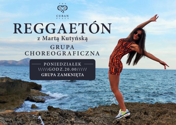 grupa choreograficzna reggaetón