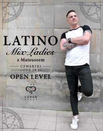 latino mix ladies