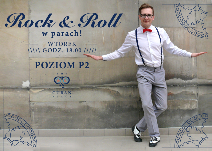 rock and roll w parach