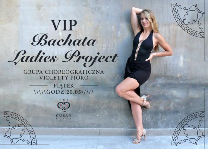 VIP bachata ladies project