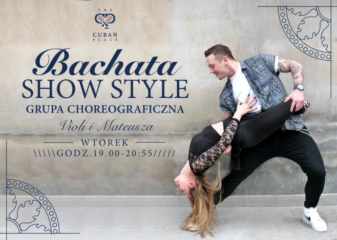 bachata show style