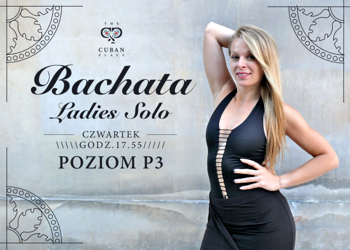 bachata ladies solo